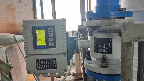气体、液体流量计安装调试