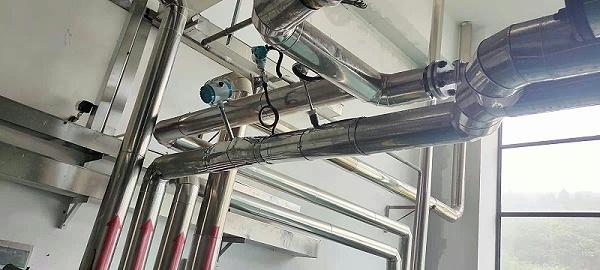 气体 液体流量计安装调试